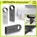 USB Pendrive With Keyring Holder H-1091