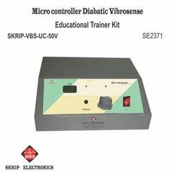 Microcontroller Diabetic Vibrosense