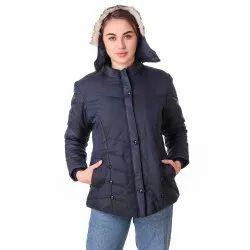 Blue Woolen Jacket