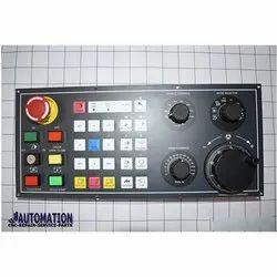 JJ Automation CNC Machine Operator Panel