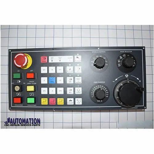 CNC Machine Operator Panel