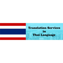 Thai Language Translation