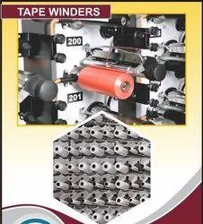 woven sack tape winding