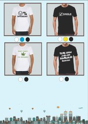 Shasthas Cotton Printed T Shirts