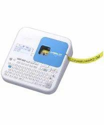 USB ABS Plastic Casio KL-G2 Label Printer (White)