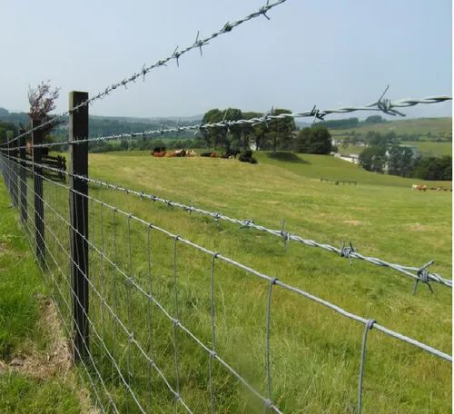 Systematic Wire for Agriculture and Fencing