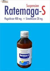 Antacid - Magaldrate Simethicone Syrup
