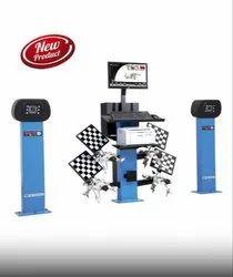 900W Automatic ALIGNMENT MACHINE, 230 V