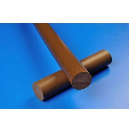Bronze Filled PTFE Rod