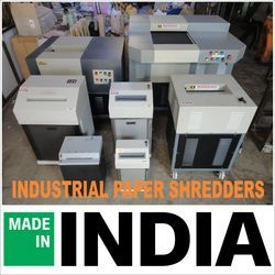 Paper Shredding Machines