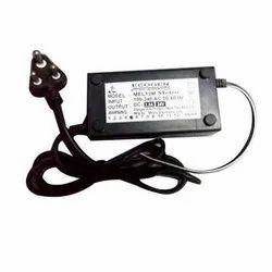 Black PVC RO SMPS Adapter, 100-240v Ac