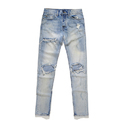 Calcium Comfort Fit Trendy Casual Jeans, Waist Size: 28, 30, 32, 34, 36