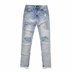 Calcium Comfort Fit Trendy Casual Jeans, Waist Size: 28, 30, 32, 34, 36