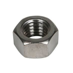 SS 202 Hex Nut, Packaging Type: Box