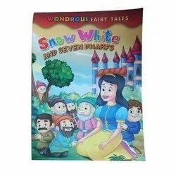Kids Snow White Story Book