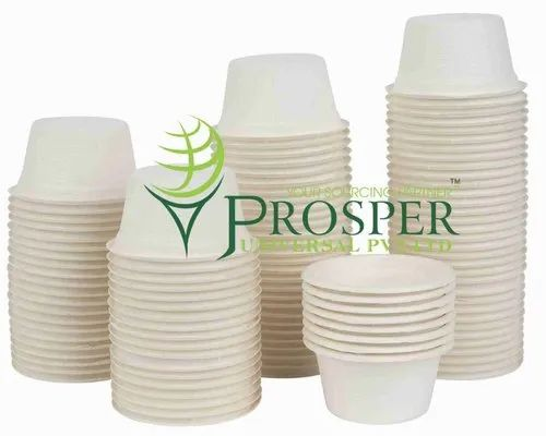 Manufacturer of Sugarcane Bagasse Tableware Making Machine