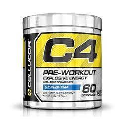 Unisex Cellucor C4 Pre- Workout 60 Servings