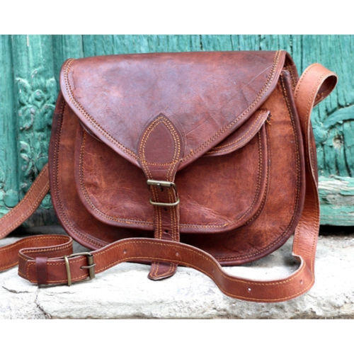 3072a5b0c3 Ladies Leather Bags - Women Leather Sling Bag Manufacturer from Udaipur