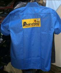 Bharat gas shirt