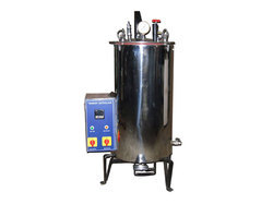 Mighty Lab Vertical Laboratory Autoclave