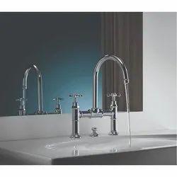 Stainless Steel Bathroom Faucet