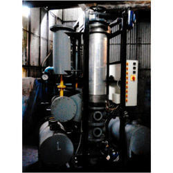 Used Lube Oil Re Refining Plant