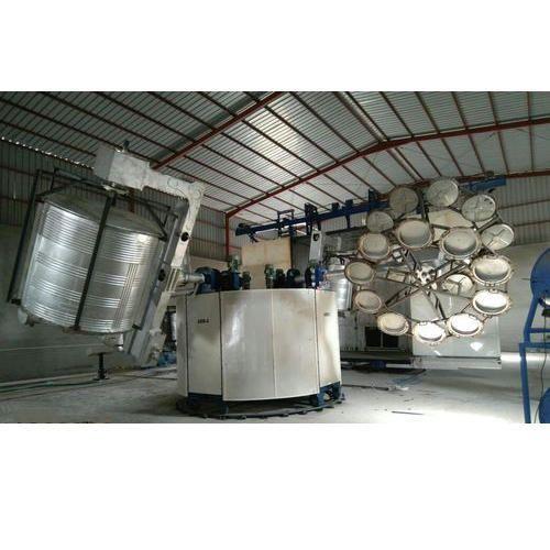Bi Axial Machine