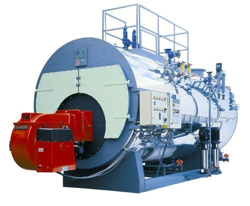 Mild & Stainless Steel Steam Boiler, Gas Fired And Electricity, Rs ...