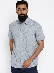 Comfort Half Sleeve Men Shirts