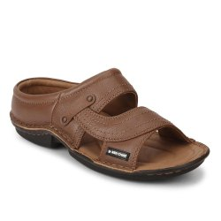 Leather Daily wear Red Chief Mens Sandal, Model Name/Number: 248, Size: 6 To 10
