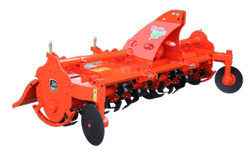 Raja 8 Feet Rotavator, For Agriculture