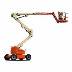 Hydraulic Man Lift Crane