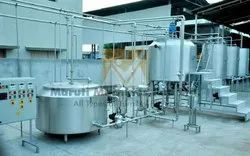 Natural Juice Processing Plant