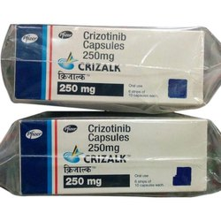 Crizotinib 250mg Crizalk Capsules