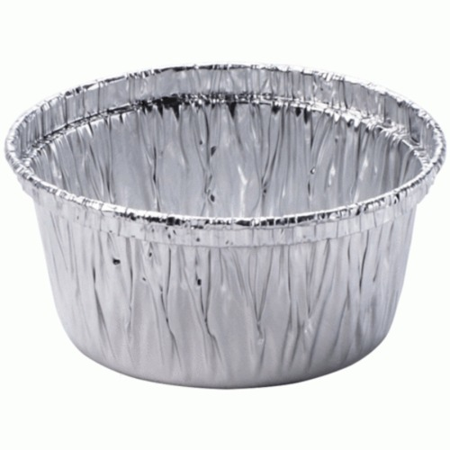Silver Aluminum Aluminium Foil Muffin Cups Rs 1 2 Piece