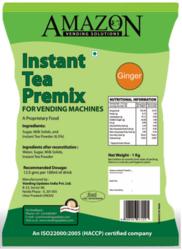 Instant Tea Premix Ginger Flavour