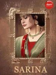 Apple Sarina Smart Silk Saree