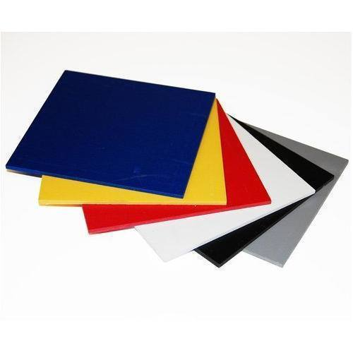 Multi Color High Impact Polystyrene Sheets, 0.2 - 3 Mm, Rs 105 ...