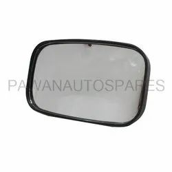 Three Wheeler Glass Mirror