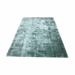 Aqua Acqua Viscose Cotton Carpet, Size: 170 X 240 Cm
