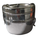 2 Container Stainless Steel Lunch Box