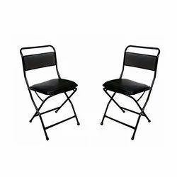 Low Back Cushion Folding Chair