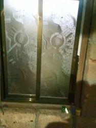 Aluminium Designing Sliding Window