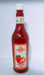 Flavorberry Fruit Products Natural Strawberry Crush, Packaging Type: Bottle