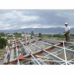 Structural Roofing Work