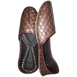 Traditional Mens Genuine Leather Jutti
