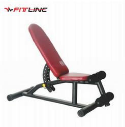 Fitline Multi Adjustable Bench - View Specifications