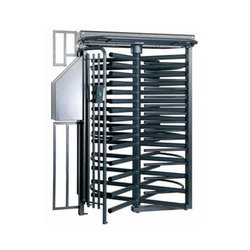 Full Height Ultra Secure Single Reader Turnstile