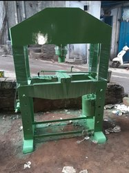 Hand Operated Hydraulic Press 80ton