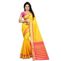 Cotton Silk Mastani Weaving Saree